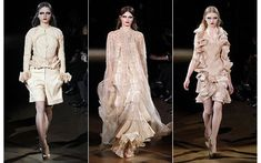 Paris Haute Couture: Givenchy spring/summer 2010 collection ...