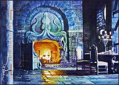Iron Islands -Throne Room by DavidDeb on DeviantArt