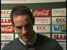 Video Post-match comments (Racing Santander  Real Madrid)