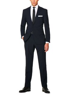 Perfect navy suit and I need it