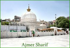 Places to Visit in Rajasthan Ajmer Pushkar Jaipur Jodhpur Udaipur sightseeing tour Packages, rajasthan desert safari, places to visit India Sufi Saints, Book Cheap Flight Tickets, Planets Wallpaper, Visit India, Walled City, India Tour, Islamic World, Udaipur