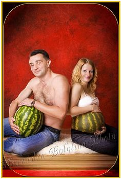 Hearing only topless and melons Gary was greatly disappointed when he showed up for the photo shoot.