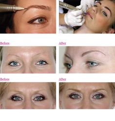 semi permanent make up aftercare