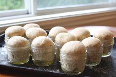 buns rising