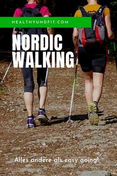 Wer nicht Laufen möchte oder kann, der findet im Nordic Walking die beste Jogging Alternative. Nordic Walking, Jogging, Training, Fitness, Sports, Healthy, Inspiring People, Keep Moving, Cross Country Skiing