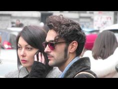 esclusiva MARCO MENGONI @ Milano Fashion Week