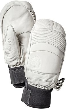 Hestra Fall Line Mitt - Women's Leather Mittens - Skiing - Snowboarding - Gift Idea - Christy Sports