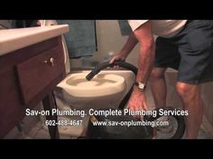 Plumbing Funny Ferret Plumbing Commercial - Local Phoenix, AZ Plumbers www.SAV-ONPlumbing.com