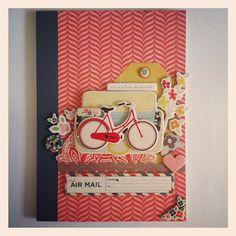 DIY... Sweet Shabby Journal Cover