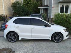 ... Vw Pointer, Polo R, Vw Gol, Hot Vw, New Ferrari, Good Looking Cars, Volkswagen Polo, Sport Seats, Motor Car