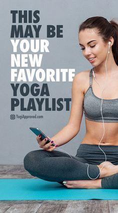 This Might Be Your New Favorite Yoga Playlist