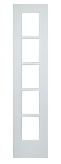 Awesome 5 Lite French Door   Primed