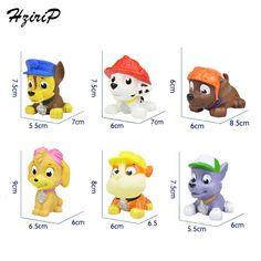 $9.84 (Buy here: https://alitems.com/g/1e8d114494ebda23ff8b16525dc3e8/?i=5&ulp=https%3A%2F%2Fwww.aliexpress.com%2Fitem%2F6Pcs-Lot-Canine-Patrol-Dog-Baby-Toys-Mini-Model-Decoration-Patrol-Puppy-Toy-Cute-Animals-Rubber%2F32788350035.html ) HziriP 2017 Mini Model Canine Patrol Dog Decoration Patrol Puppy Toy Baby Toys Animals Rubber Squeaky Classic Toys Kids Gifts for just $9.84