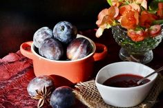 Turkish Homemade Plum Marmalade Recipe – Food for Healty Jam Recipes, Low Carb Recipes, Vegan Recipes, Healthy Eating Tips, Healthy Nutrition, Healthy Food, Dried Plums, Marmalade Recipe, Colorful Drinks
