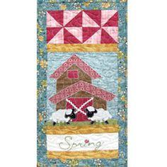 Spring Banner Quilt