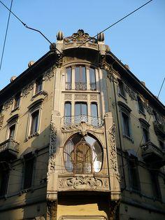 Turin - Casa Fiorio