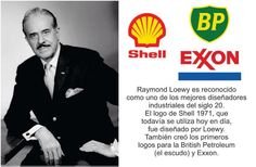 #‎Logotipos‬ famosos y sus creadores Raymond Loewy, Of Brand, Insight, Branding, Baseball Cards, Logos, Famous Logos, Brand Management, Logo