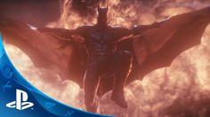 "Batman: Arkham Knight cinematic trailer with ""Hurt"" by Johnny Cash Batman 2, Batman Arkham Knight, Batman Stuff, Batgirl, Catwoman, Hurt By Johnny Cash, Cinematic Trailer, Tv Show Music, Best Superhero"