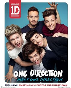 Browse Inside One Direction: Meet One Direction by One Direction