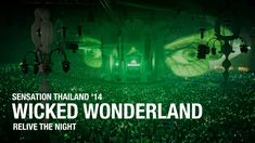 Post event movie Sensation Thailand 2014 'Wicked Wonderland' presented b...
