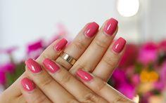 Kosmetyczna Hedonistka: Beauty | Lifestyle: SEMILAC PINK ROSE 064 CZYLI LAKIER HYBRYDOWY W ODCIENIU BRUDNEGO RÓŻU.