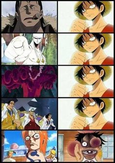 WOMEN!...I feel ya luffy xD