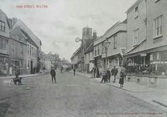 Milton high street Sittingbourne
