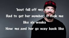 Sam Hunt - Body Like A Back Road (Lyric Video)