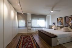 Dormitorio   Proyecto Maurici Serrahima STANDAL #bedroom #dormitorio #interior #design #interiorismo #renovation