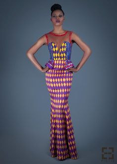 FAB Lookbook: Ghanaian Brand Pistis Unveils Spring/Summer 2014 Collection