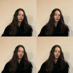 Krystal Fx, Jessica & Krystal, Krystal Jung Fashion, Apink Naeun, Korean Actresses, Young And Beautiful, Girl Poses, Woman Crush, Girl Crushes