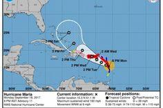 <p>El huracán María, que hace apenas unas horas ha provocado importantes daños en la isla caribeña de Dominica, ha vuelto a alcanzar la categoría 5, la máxima en la escala Saffir-Simpson, en su camino hacia Puerto Rico, informó el Centro Nacional de Huracanes de EEUU (CNH).</p>