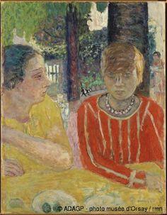 Bonnard / Musée d'Orsay: Liste de résultats dans le catalogue des collections