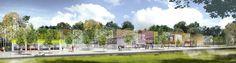 DUNCAN LEWIS scape architecture · School Complex