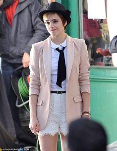 Emma Watson andro. HOT!! #celebrity