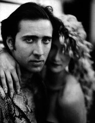 Sailor (Nicolas Cage) and Lula (Laura Dern) Wild at Heart