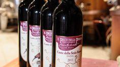 Coste della sesia ottimo vino prodotto in terra del nebbiolo