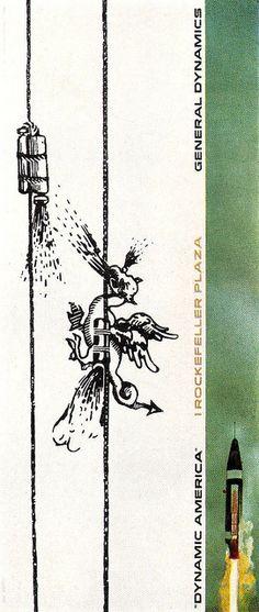 Erik Nitsche Illustration