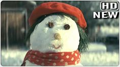 Touching 2012 Christmas ad by John Lewis: Snowmen love story