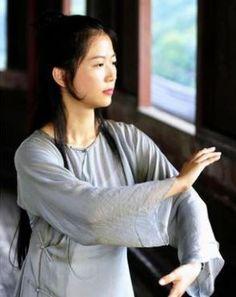 Tai chi chuan posture - China