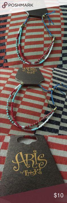 NWT Beautiful adjustable Bracelet Adjustable Bracelet Aris by Treska Aris by Treska Jewelry Bracelets