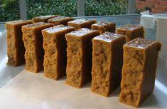 Oatmeal and Honey Crock Pot Soap Tutorial.