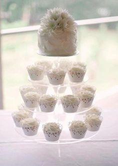 Wedding Cake   Cupcake Towers
