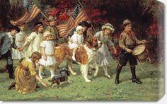 Lawrence Alma Tadema Comparison Art Print//Poster 3785