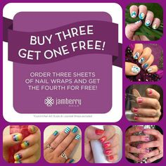Book an online party or order straight from my page!! http://bernicesjams.jamberrynails.net/?ref=bernicesjams