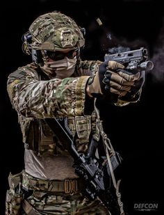 Tactics #military #special forces #operator