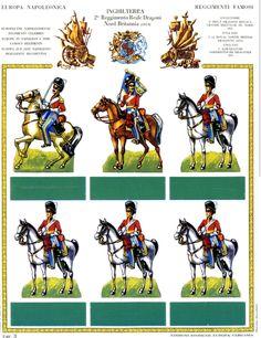 Loading Image Waterloo 1815, Napoleonic Wars, Medieval, Jumping Jacks, Toy Soldiers, Paper Models, American Revolution, Comic, Troops