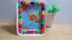 DIY Crafts for Kids - How to Recycle Old toys to Make beautiful frame + ...
