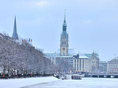 winter in #Hamburg