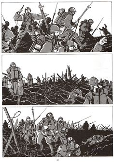 A Norwegian in Belgium: Jacques Tardi: It Was the War of the Trenches - C'était la guerre des tranchées (2010)